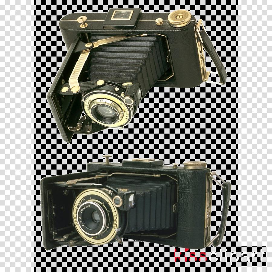 old cameras clipart Camera lens Mirrorless interchangeable-lens camera