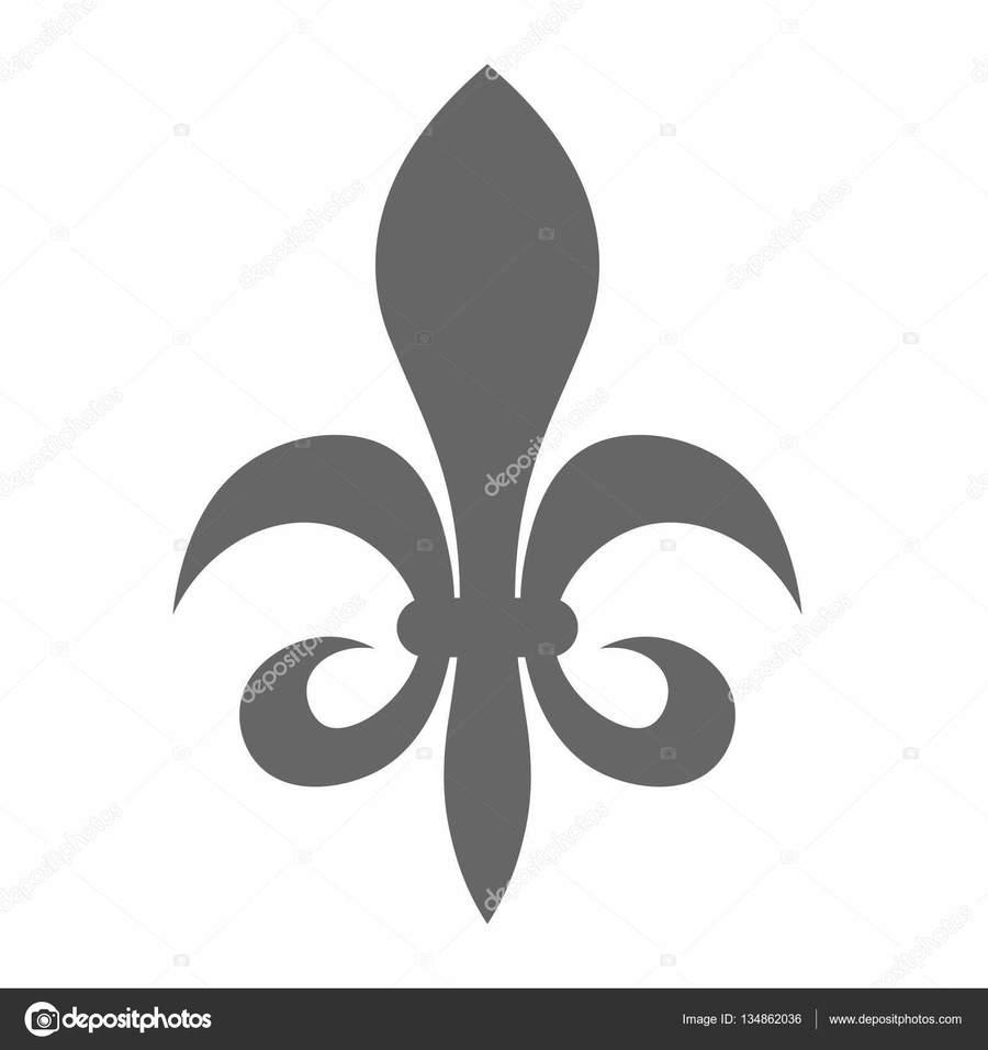 Download Flower De Luce Clipart Fleur De Lis Royalty Free