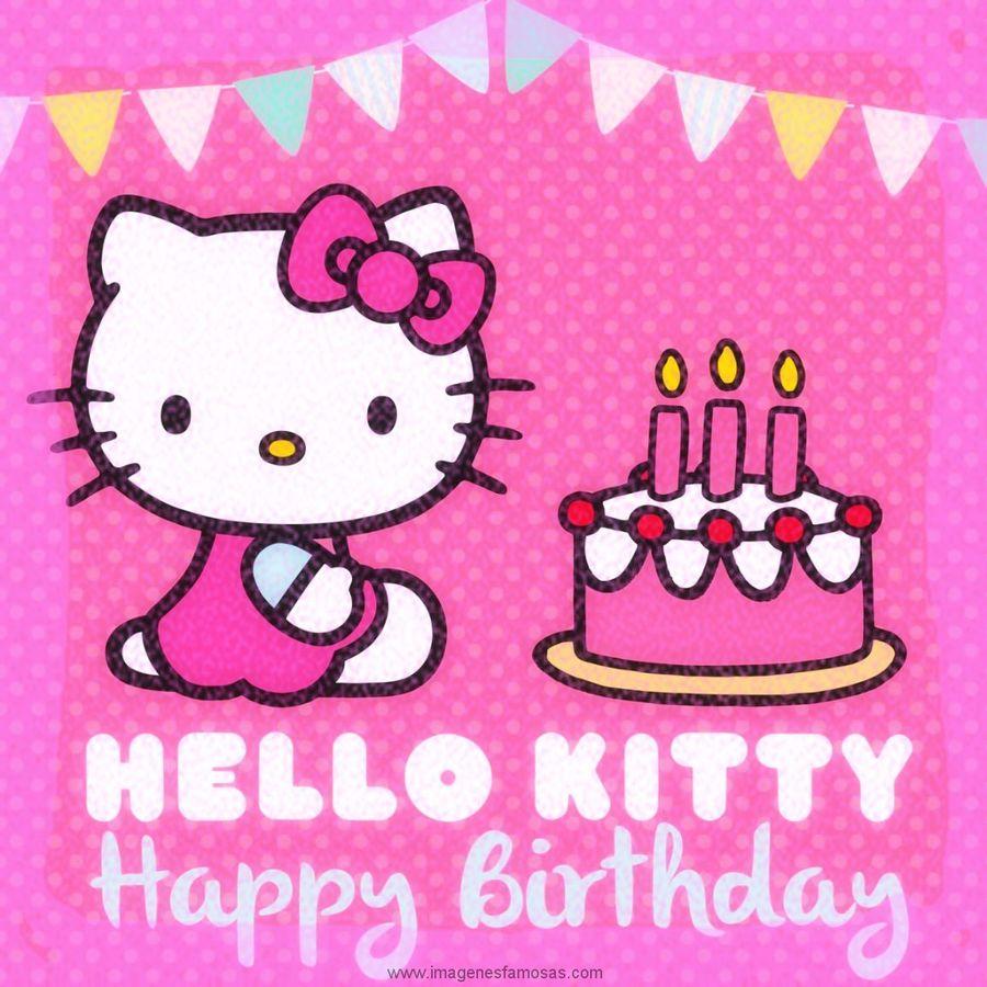 Download Happy Birthday Hello Kitty Clipart Hello Kitty Greeting