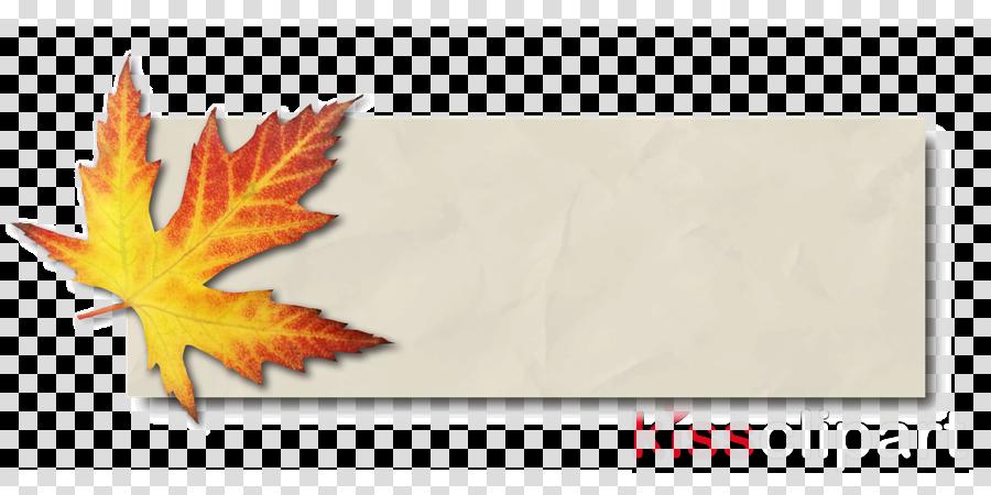 leaf clipart Autumn leaf color Maple leaf