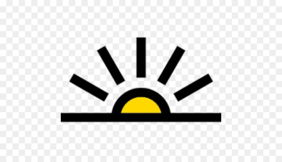 Sun Icon clipart - House, Yellow, Text, transparent clip art