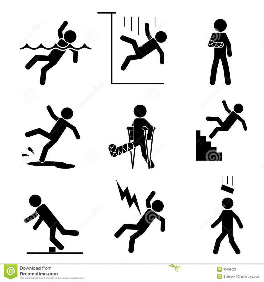 Download Trauma Symbols Clipart London Hazards Centre Trust Ltd Injury
