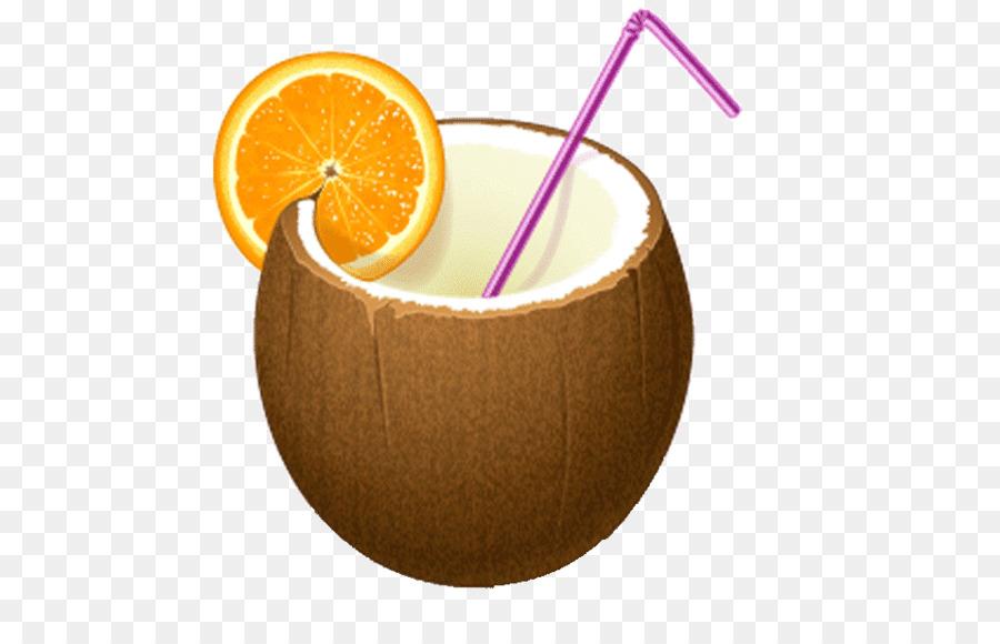 Coconut Cartoon