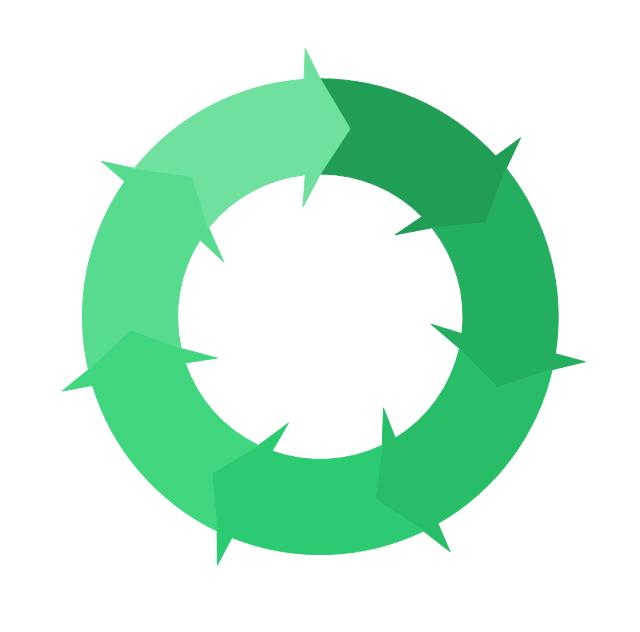 Green Leaf Logo clipart - Diagram, Green, Leaf, transparent