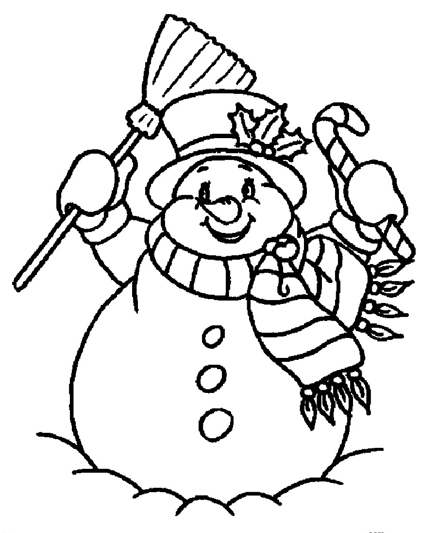 printable snow colouring pages clipart christmas coloring pages coloring book snowman