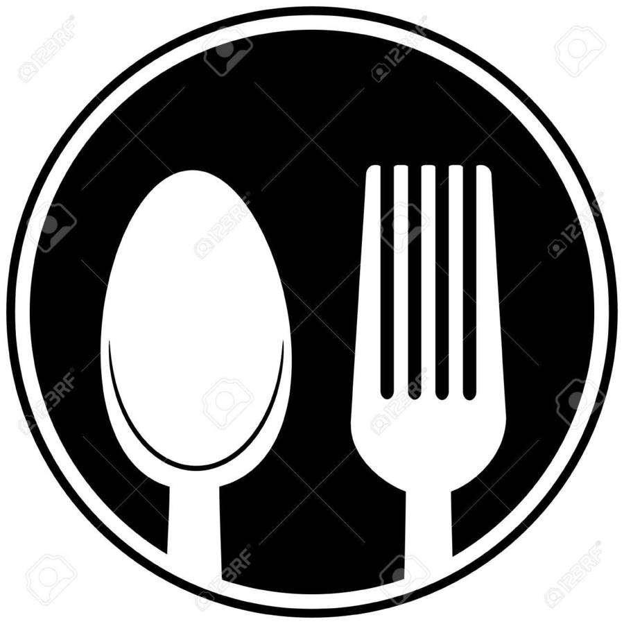 Download Spoon And Fork Symbol Clipart Spoon Fork Spoonforkknife