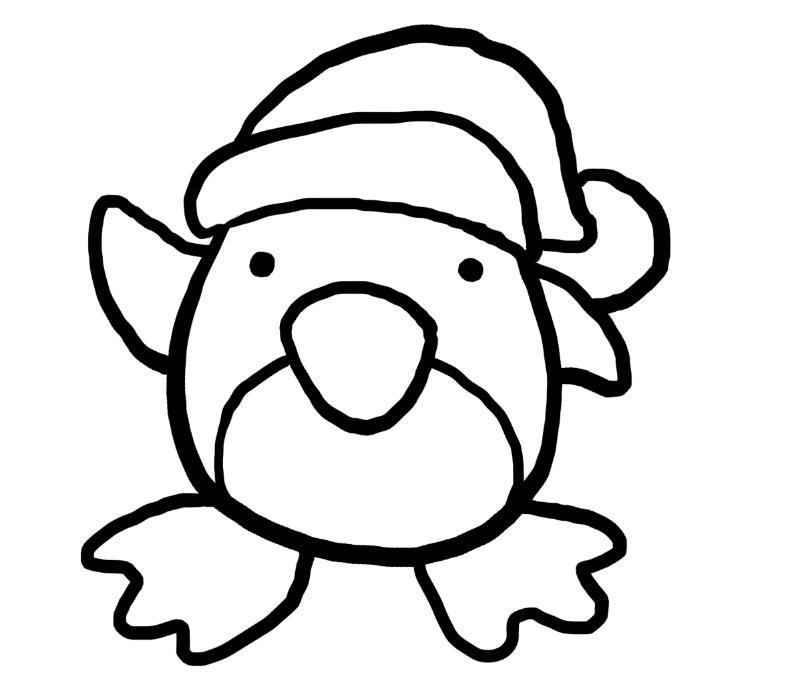 christmas tree line drawing clipart penguin reindeer illustration transparent clip art christmas tree line drawing clipart