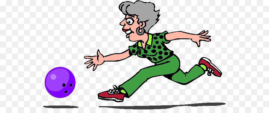 Bowling lady. Woman cartoon clipart transparent