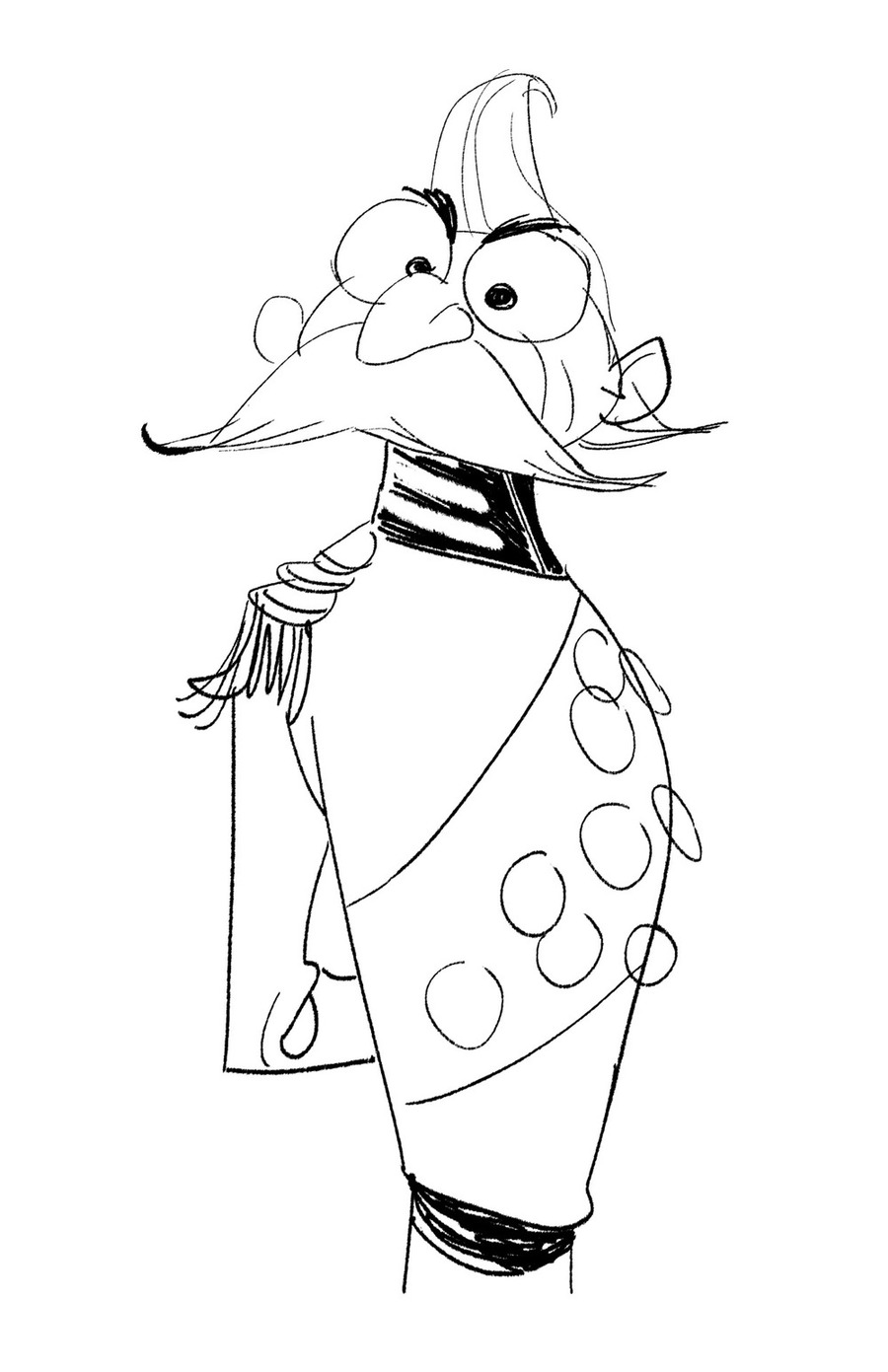 download frozen concept art olaf clipart olaf elsa anna drawing