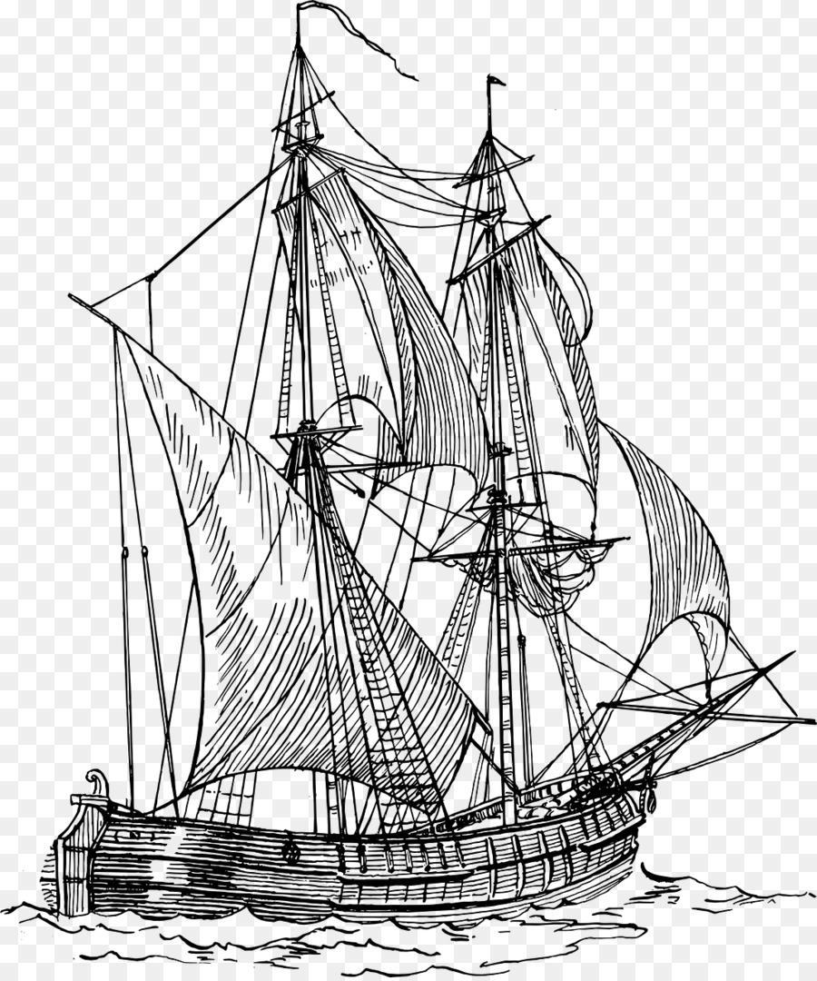 Bomb Cartoon Clipart Ship Drawing Boat Transparent Clip Art