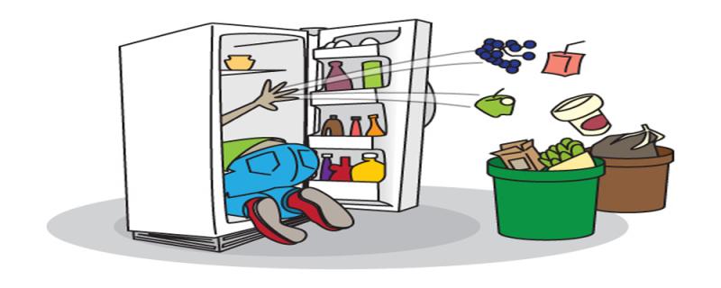 Clip Art Refrigerator Cartoon Skinny Refrigerator