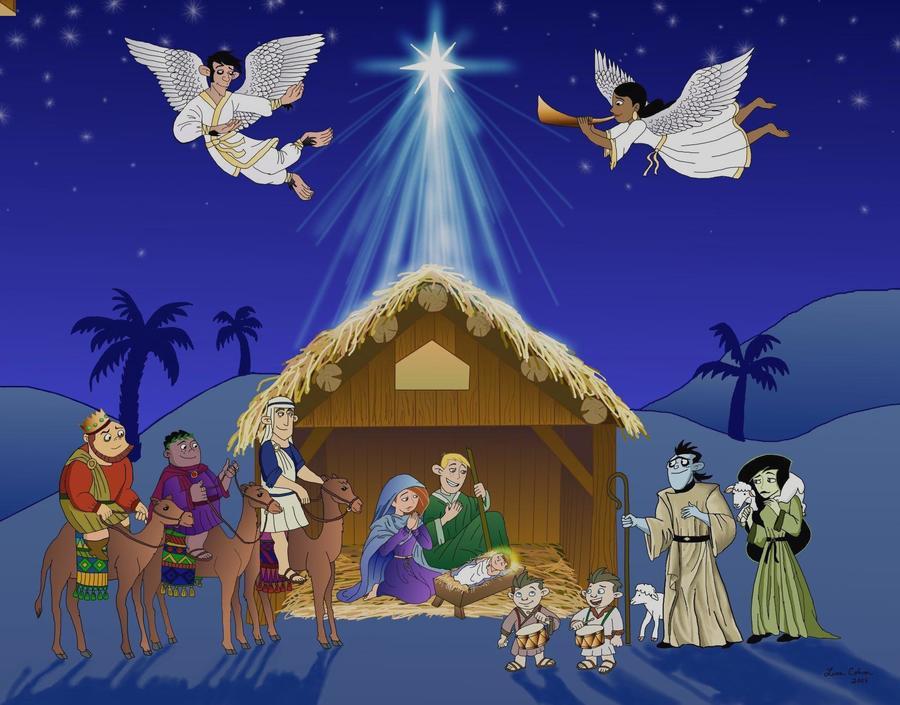 Download nativity scene clipart Nativity scene Nativity of Jesus ...