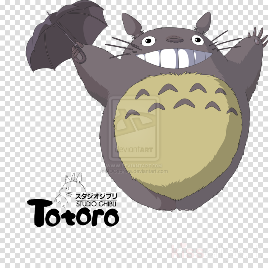 my neighbor totoro mouse pad/mouse mat rectangle by ieasycenter clipart Catbus Susuwatari My Neighbor Totoro