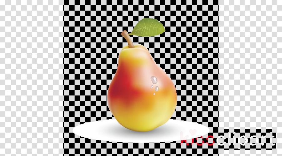 dibujos de frutas 3d clipart Pear Cocktail Fruit