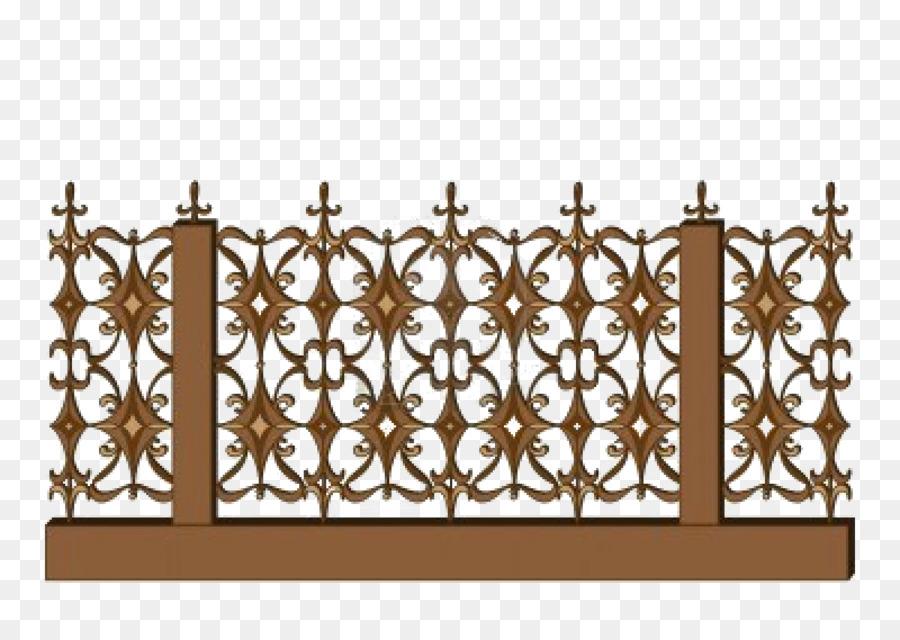 Fence Cartoon