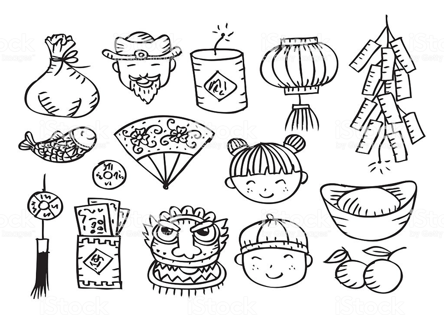 chinese new year clipart chinese new year