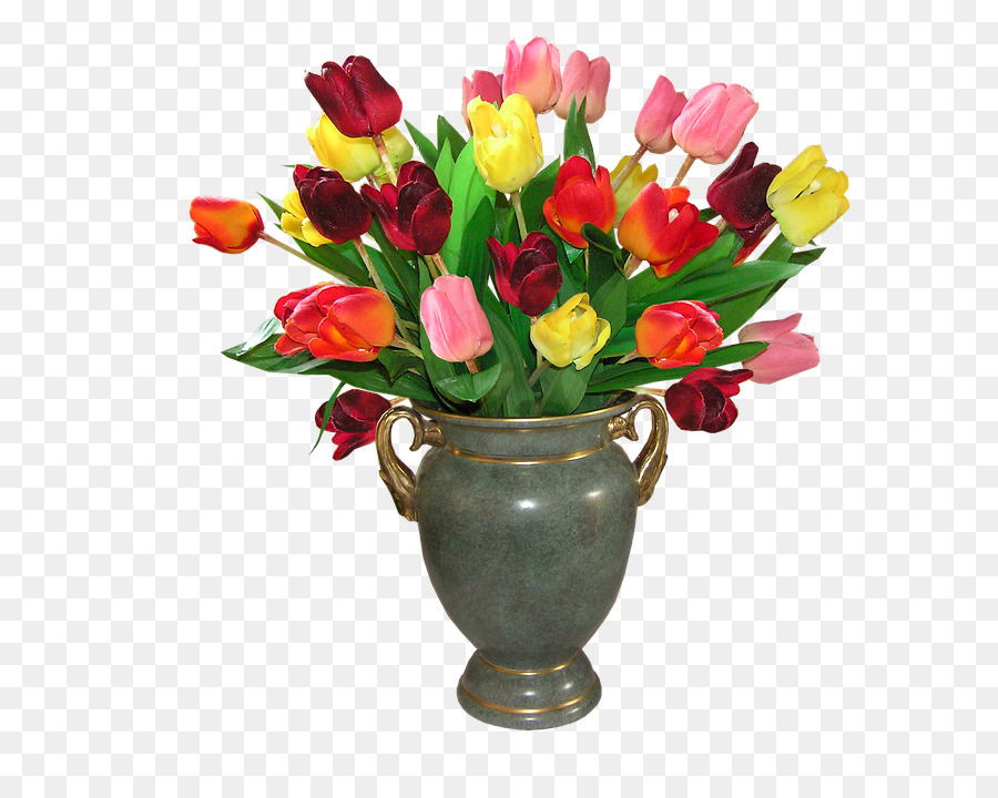 Clipart Flower Vase All About Clipart