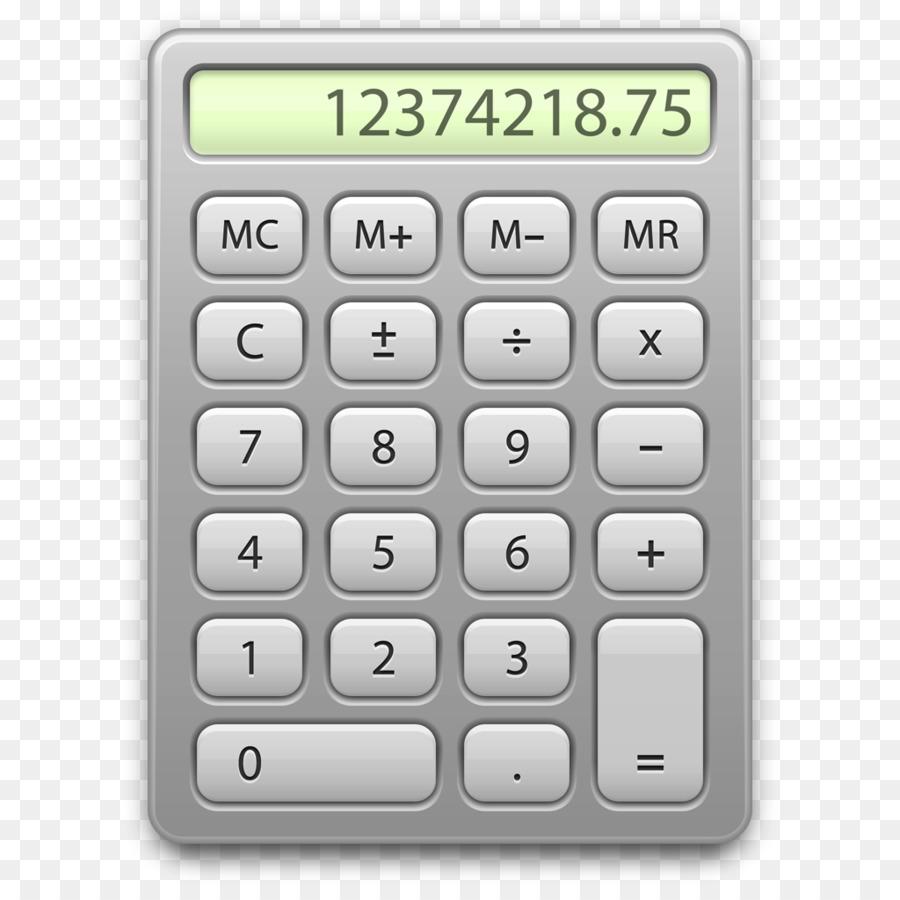 Apple Cartoon clipart - Calculator, Apple, Product