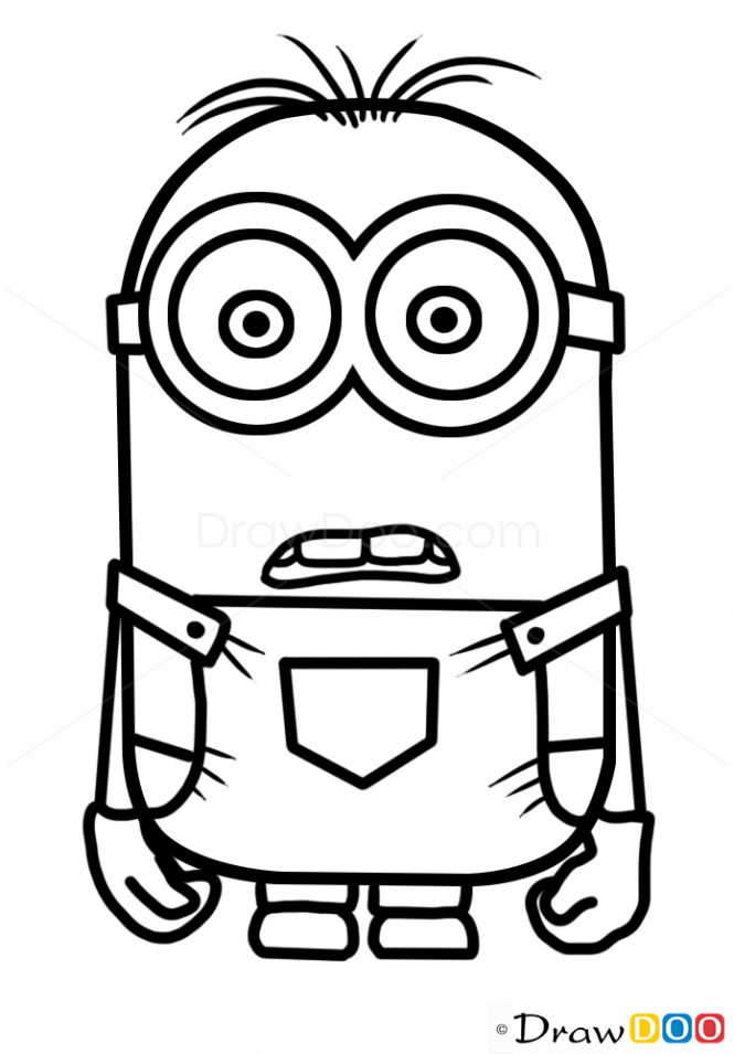 Drawing Cartoon Character Transparent Image Clipart Free