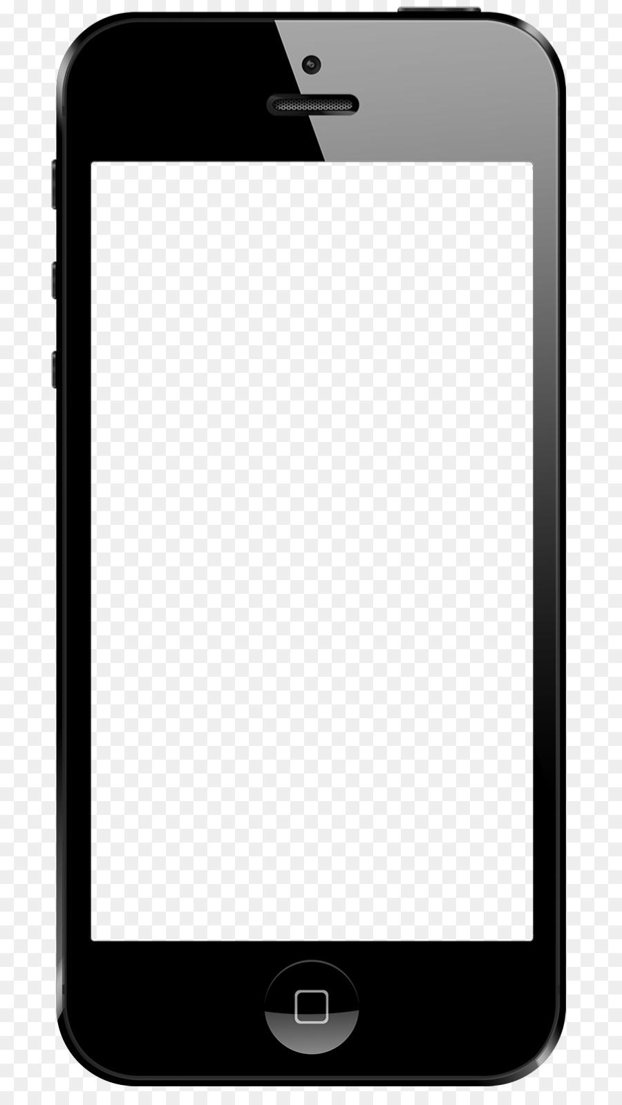 Android Phone Clipart Smartphone Iphone Black Transparent Clip Art