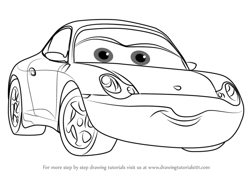 Cars Cartoon