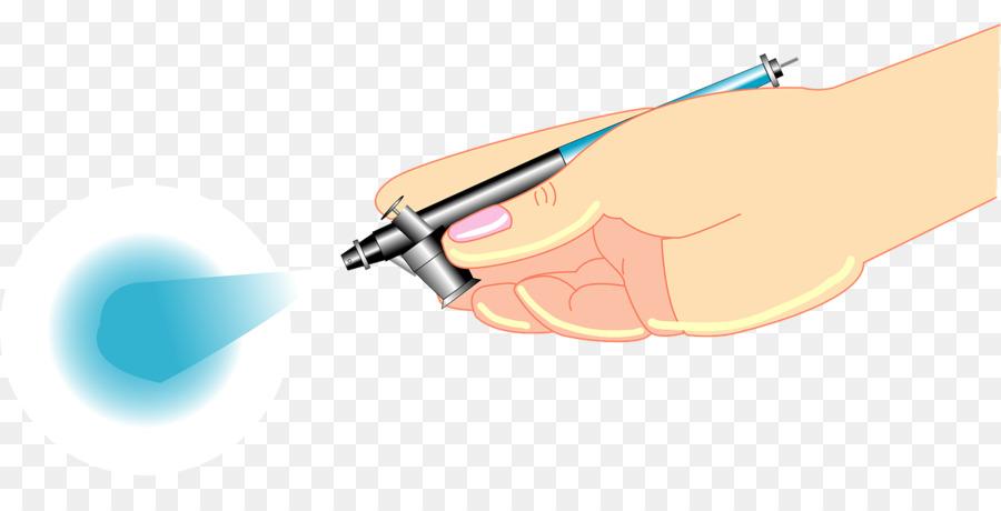 Injection Cartoon
