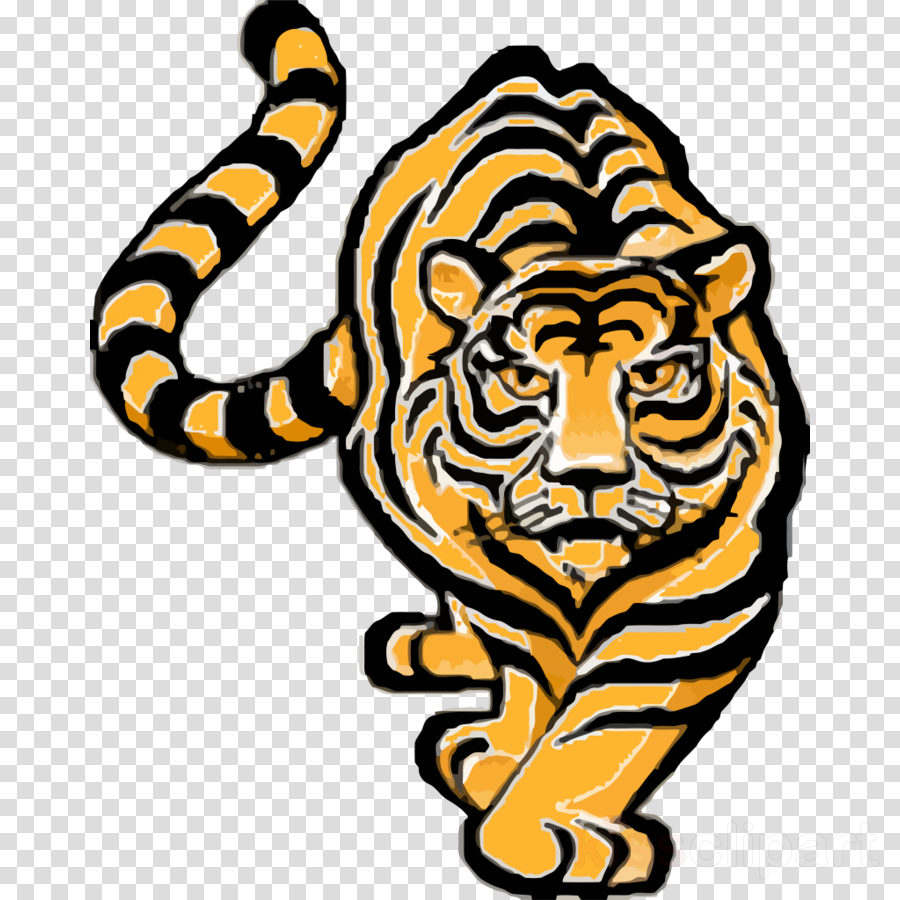 bengal tiger clipart Bengal tiger Bengal cat Clip art
