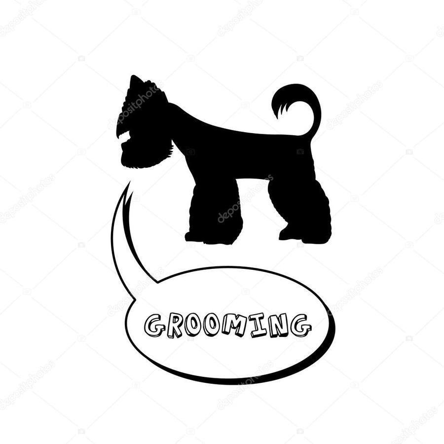 Download Pet Grooming Logo Clipart Cat Yorkshire Terrier Logo Cat