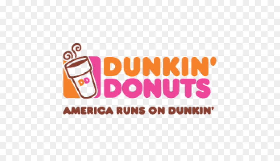 Transparent Background Dunkin Donuts Logo Png (900 x 520 Pixel)