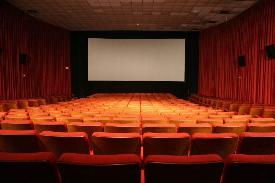 Cinema Theatre Clipart Film Landmark Theatres