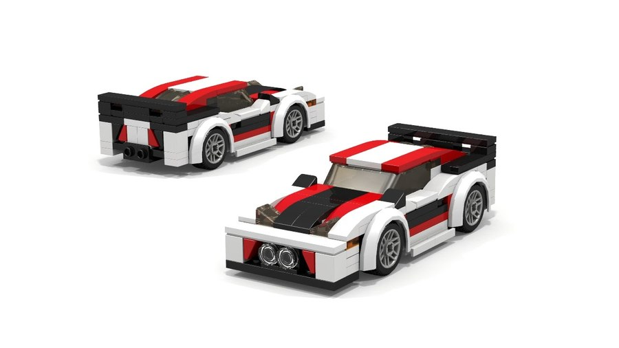 Lego City Race Car 60053 Instructions Race Car 60053 Lego City Great