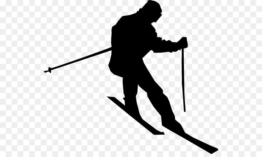 skiing transparent clipart Alpine skiing Clip art