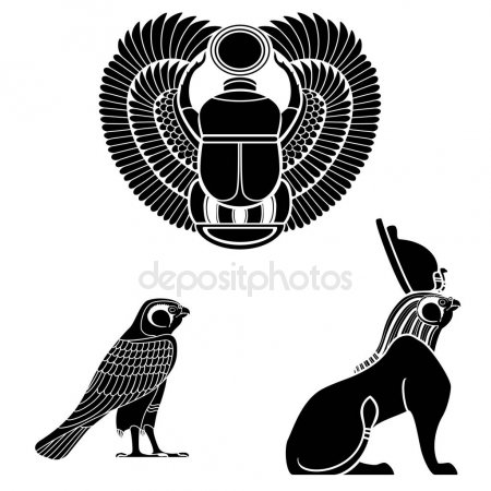 Clipart resolution 450*450 - egyptian royalty symbol clipart