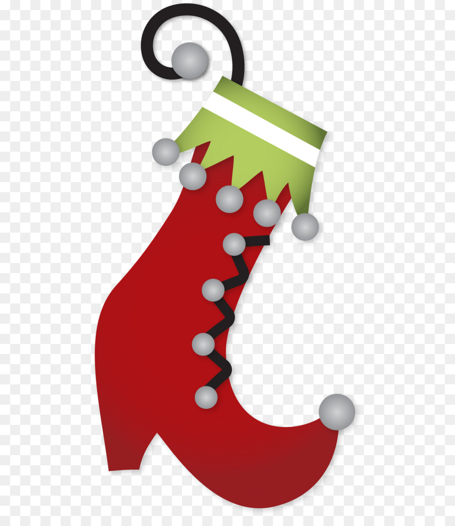 Christmas Stocking Cartoon