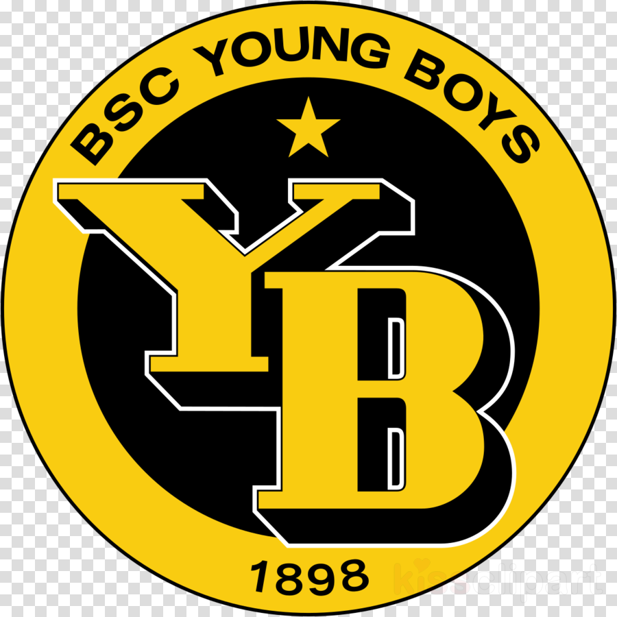 logos young boys clipart BSC Young Boys Bern Swiss Super League