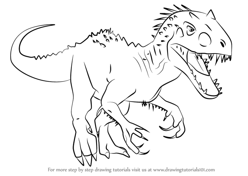 Dinosaur White Head Transparent Image Clipart Free Download