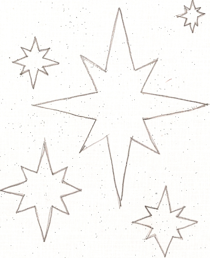 pattern star white line design circle graphics triangle font