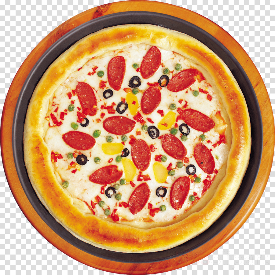 Pizza clipart Pizza Italian cuisine Neapolitan cuisine