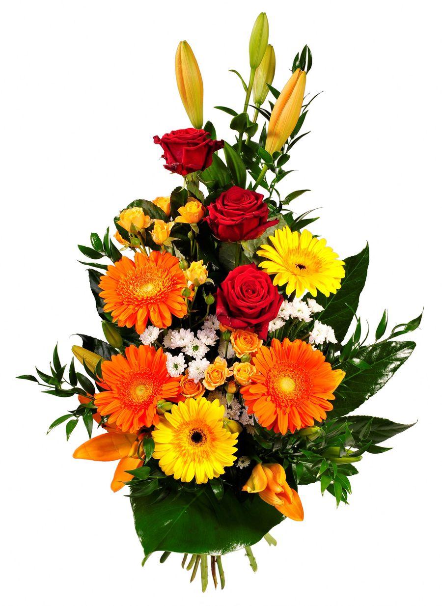 Download Blombukett Fdelsedag Clipart Flower Bouquet Transvaal