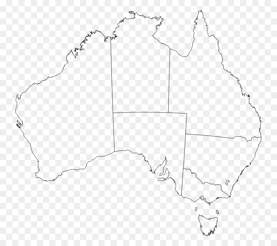 Map Of Australia Blank.Book Black And Whitetransparent Png Image Clipart Free Download