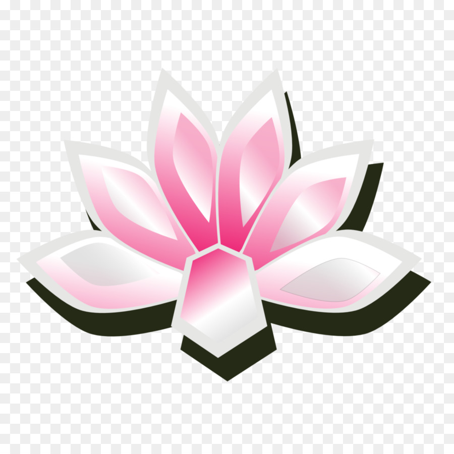 Download Lotus Flower Abstract Png Clipart Sacred Lotus Clip Art