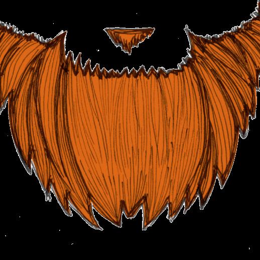 Moustache Cartoon