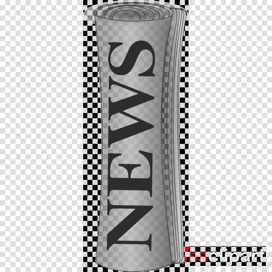 cartoon newspaper rolled up clipart Free newspaper Clip art