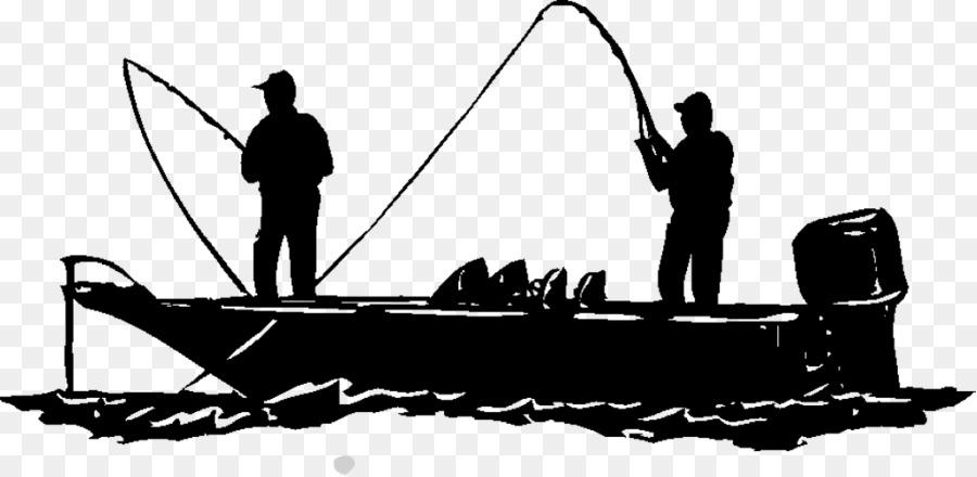 Fishing Cartoon Clipart Fishing Video Silhouette Transparent Clip Art