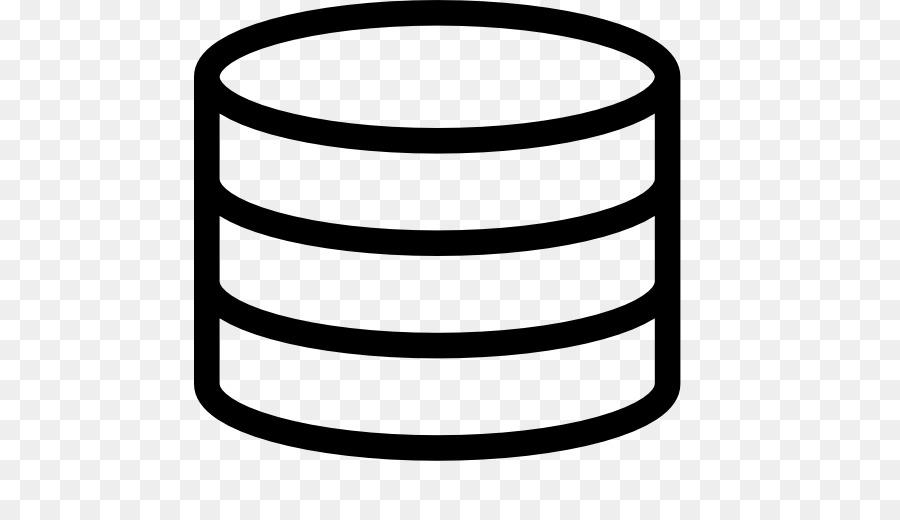 Database Icon clipart - Data, Line, Font, transparent clip art