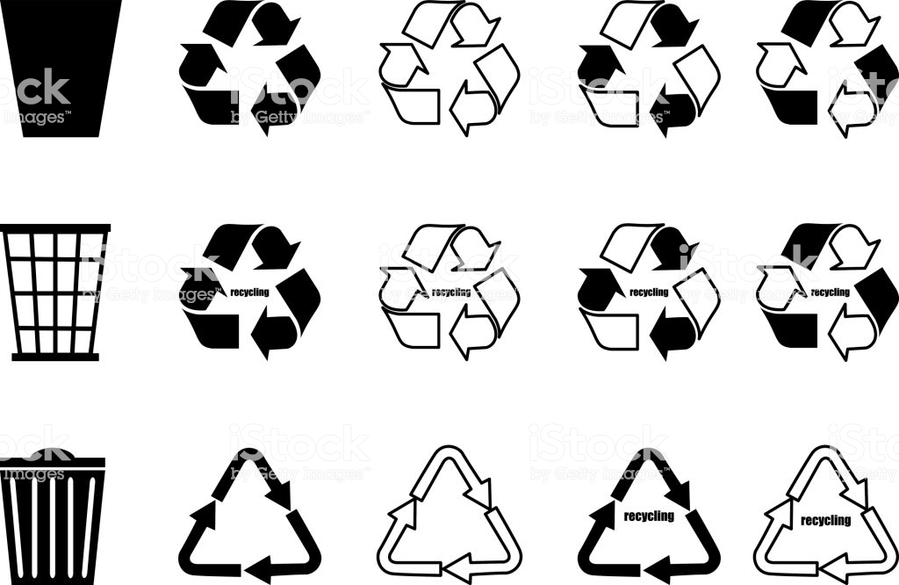 Download Reduce Reuse Recycle Clipart Recycling Symbol Reuse
