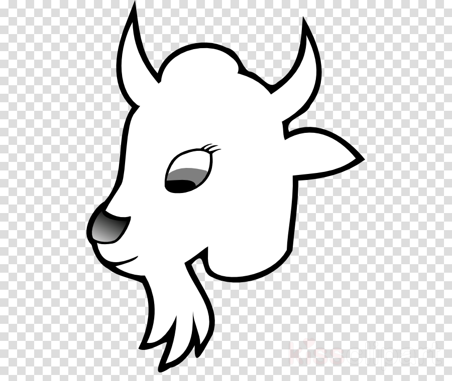 Sheep Face White Transparent Png Image Clipart Free Download