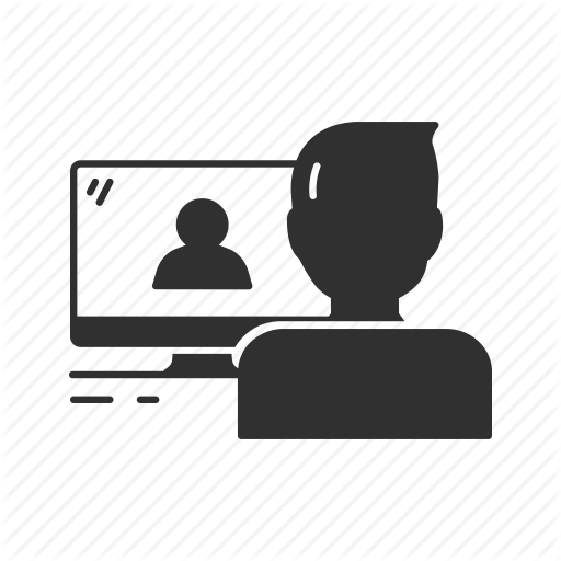 Skype Icon Clipart Video Black Text Transparent Clip Art