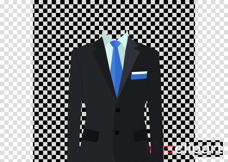 Suit clipart Suit Blazer Clothing