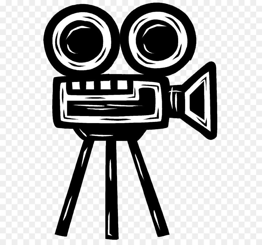 Movie projector. Logo clipart film cinema